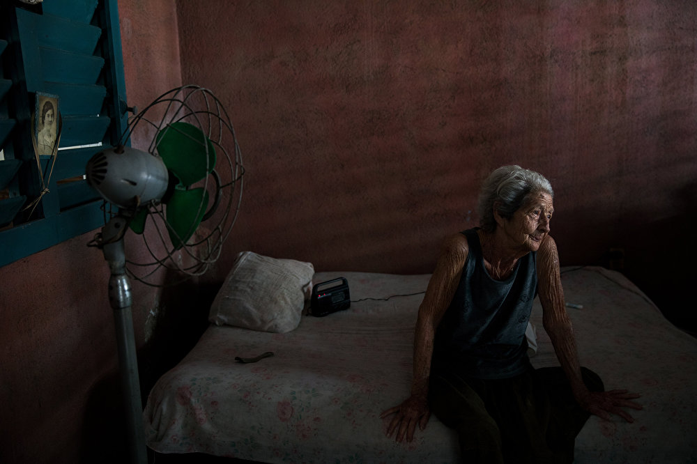 The Void we Leave - An aging community in Cuba
