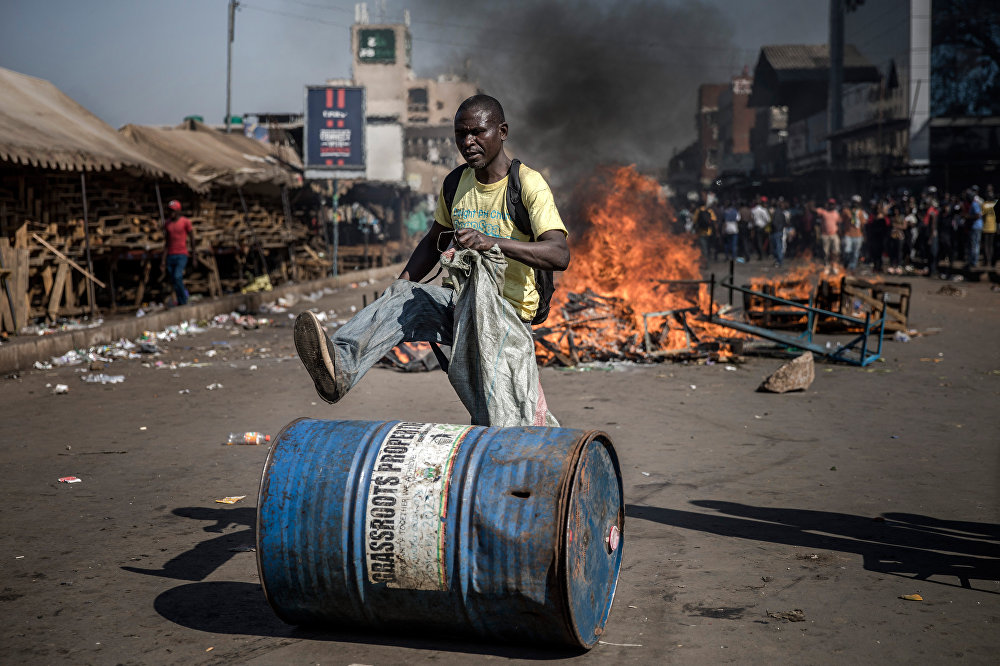 Zimbabwe's Post-Mugabe Election