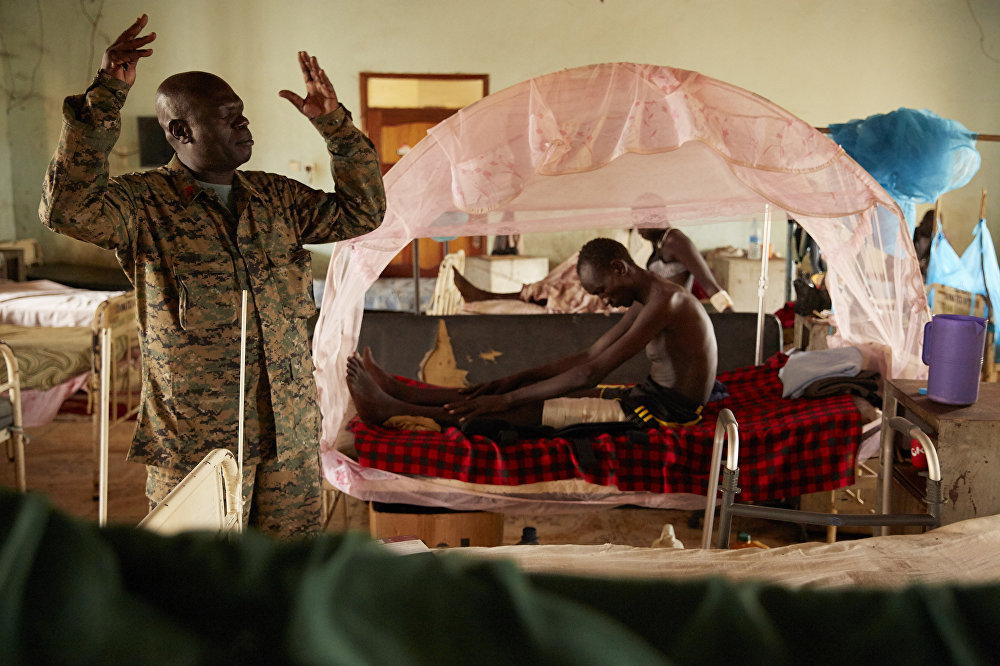 South Sudan: The Road to Peace